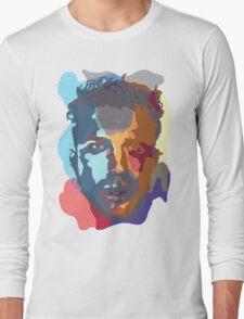 Face 01 Long Sleeve T-Shirt