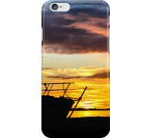 At the end of day iPhone Case/Skin
