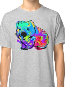 Colorful Wombat Classic T-Shirt