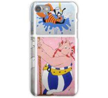 Cartoon Characters  iPhone Case/Skin