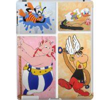 Cartoon Characters  iPad Case/Skin
