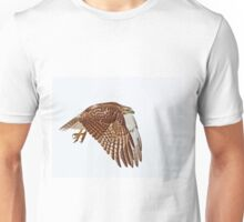 Red-tailed Hawk - Liftoff T-Shirt