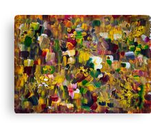 Fantasy about Gustav Klimt Canvas Print