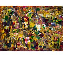 Fantasy about Gustav Klimt Photographic Print