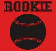 Baseball Rookie One Piece - Long Sleeve