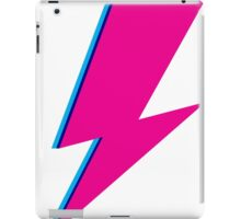 Bowie Thunder iPad Case/Skin