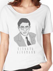 """""""The Bernard Herrmann"""" Women's Relaxed Fit T-Shirt"""