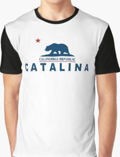 Catalina Island - California. Graphic T-Shirt