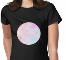 Magical Pastel Galaxy Womens Fitted T-Shirt