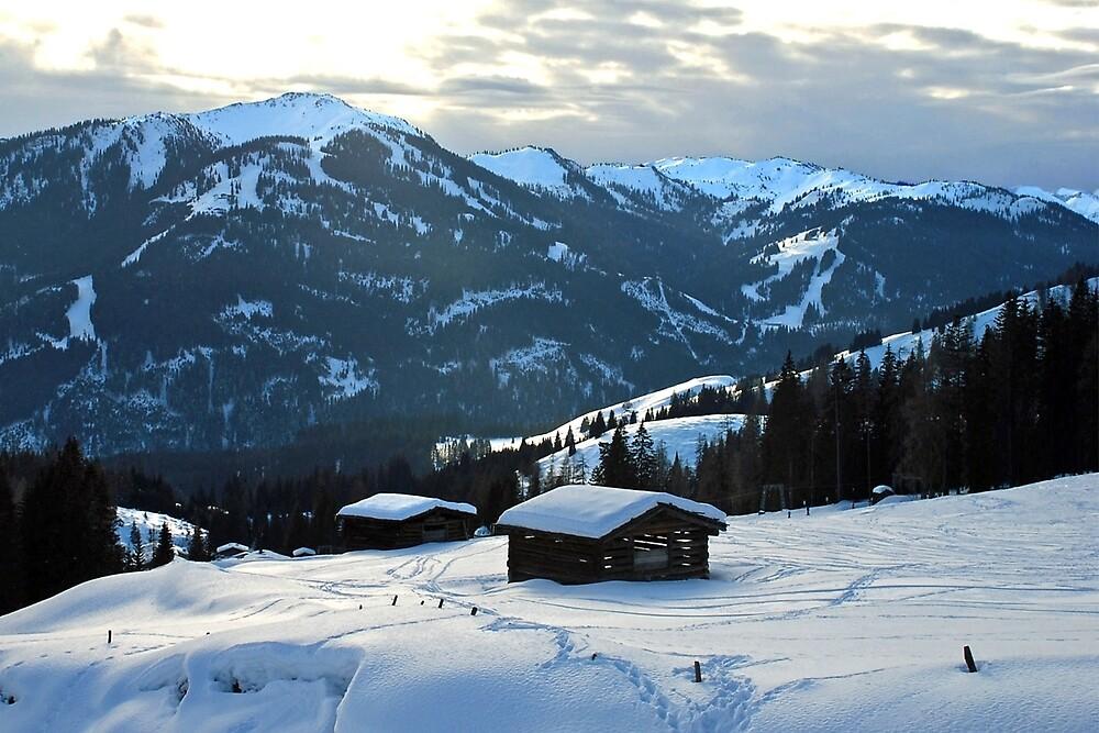 Hochkoenig - Austria by Arie Koene