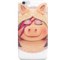 Piggy Stardust t-shirt_hoodie iPhone Case/Skin
