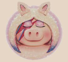 Piggy Stardust t-shirt_hoodie by DKD0o0