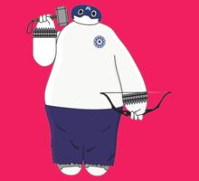 Baymax Assemble t-shirt_hoodie by DKD0o0
