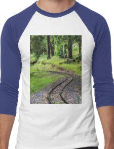 Rail Bend Men's Baseball ¾ T-Shirt