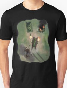 Male Power Fantasy Unisex T-Shirt