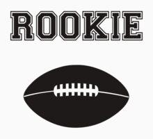 Football Rookie One Piece - Short Sleeve
