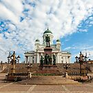 Helsinki Cathedral by Johannes Valkama