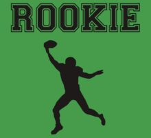 Football Rookie One Piece - Short Sleeve