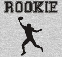 Football Rookie Baby Tee