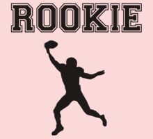 Football Rookie Kids Tee