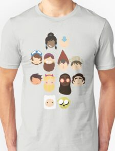 The faves Unisex T-Shirt