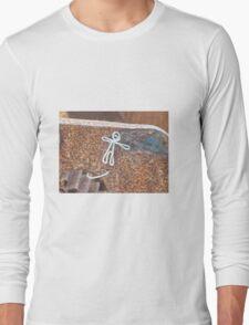 wire man Long Sleeve T-Shirt