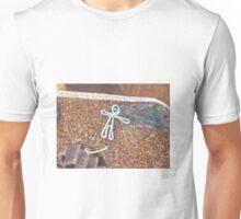 wire man Unisex T-Shirt