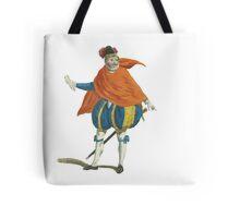 Nobleman of Burgundy Tote Bag
