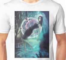 Over the lake Unisex T-Shirt