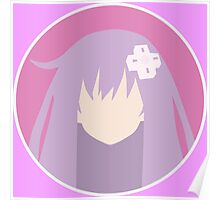 4 Goddesses mk2 - Purple S Poster