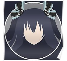 4 Goddesses mk2 - Black S Poster