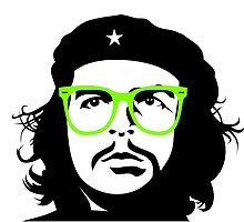 Che Revolution Punk Hipster by MrAnthony88