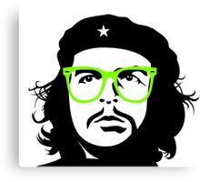 Che Revolution Punk Hipster Canvas Print