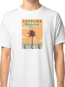 Catalina Island - California. Classic T-Shirt