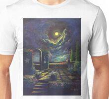 The Spirit of Inspiraton: The Sun, Moon and Stars Unisex T-Shirt