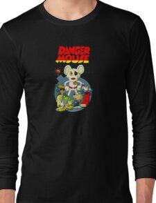 Dangermouse Long Sleeve T-Shirt