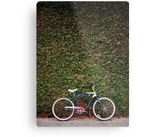 Cruiser & Wall Metal Print