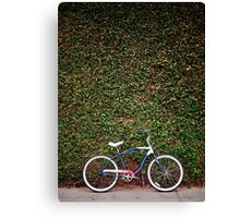 Cruiser & Wall Canvas Print