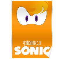 Daugther of sonic Poster