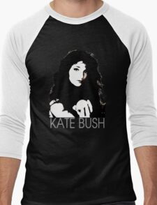 Kate Bush Men's Baseball ¾ T-Shirt