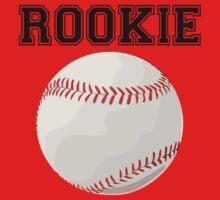 Baseball Rookie Kids Tee