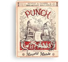 Bigger Punch Canvas Print