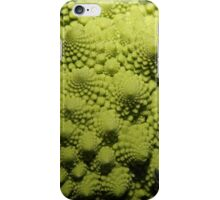 romanesco broccoli  iPhone Case/Skin