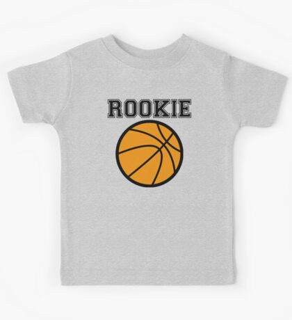 Basketball Rookie Kids Tee