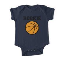 Basketball Rookie One Piece - Short Sleeve