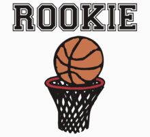 Basketball Rookie Kids Tee