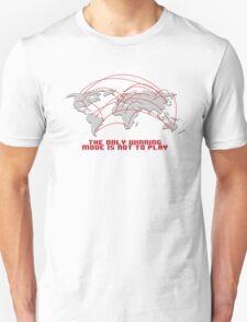 First strike wargame world T-Shirt