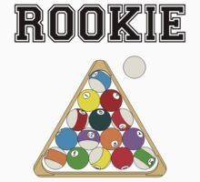 Billiards Rookie Kids Tee
