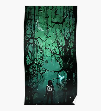 Twilight Forest Poster