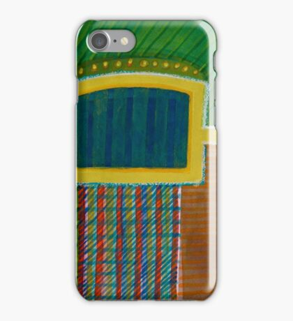 Colorful Interior with Screen iPhone Case/Skin